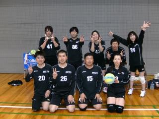 中国 - 日本混合バレーボール連...